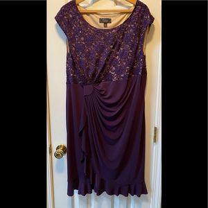 Collection dressbarn woman's 18 fancy dress